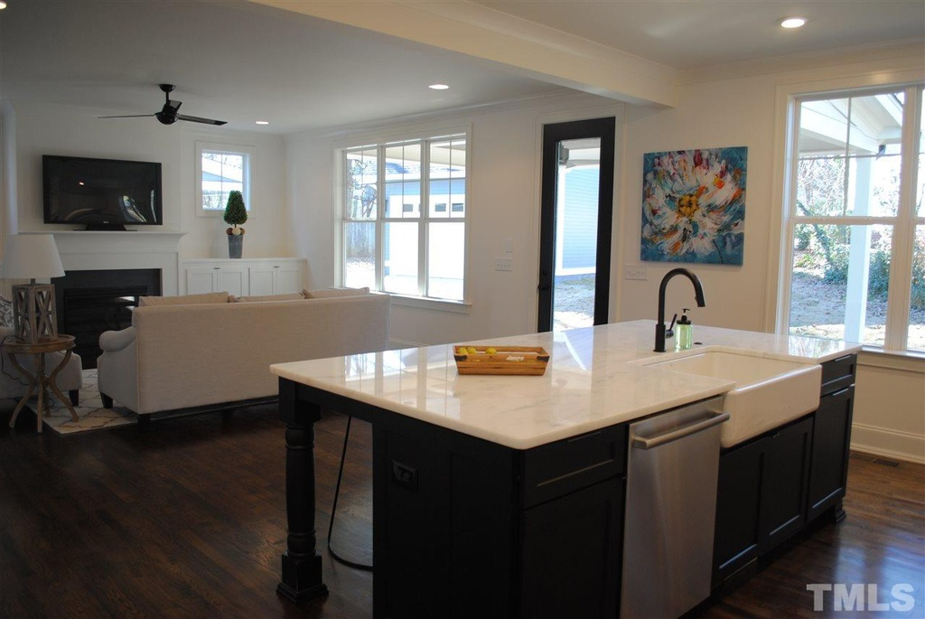 reDefine Home Design - Raleigh NC Home Staging - Before and After