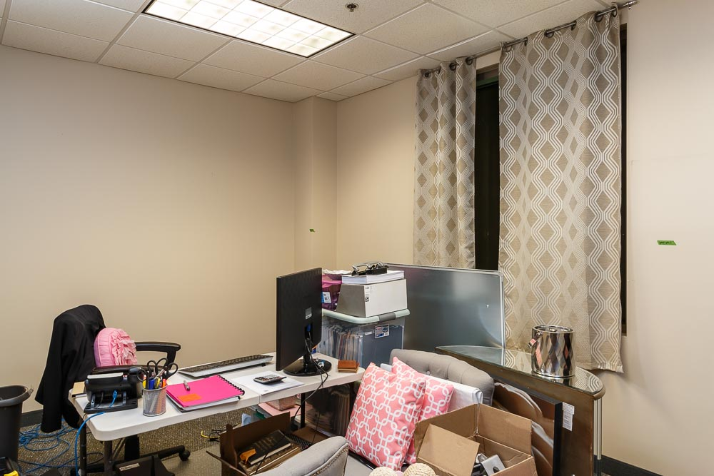 reDefine Home Design - Raleigh NC Commercial Interior Design - Before and After